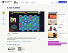Ratio Rumble Interactive