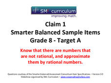 Rational Numbers Lesson Plans & Worksheets   Lesson Planet