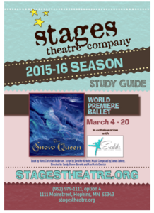 The Snow Queen Study Guide Study Guide