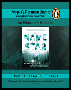 An Educator's Guide to The Name of the Star by Maureen Johnson Lesson Plan