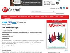 The Three Little Pigs Lesson Plan