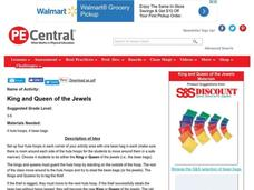 King and Queen of the Jewels Lesson Plan