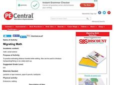 Migrating Math Lesson Plan