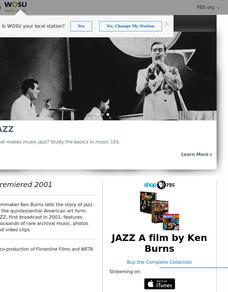Visualizing Jazz Scenes From the Harlem Renaissance Lesson Plan