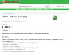 The Bones of the Story Lesson Plan