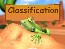 Classification of Life Presentation