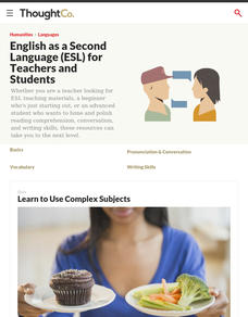 English Grammar Review # 1 Lesson Plan