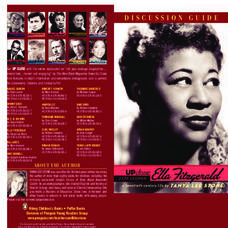 Up Close: Ella Fitzgerald Handouts & Reference