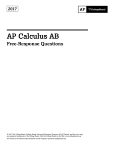 Calculus Lesson Plans & Worksheets | Lesson Planet