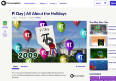 Pi Day | All About the Holidays Video