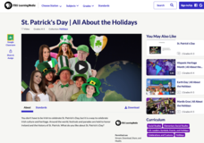 St. Patrick's Day | All About the Holidays Video