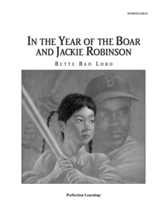 In The Year of the Boar and Jackie Robinson - Activity Book Writing Prompt