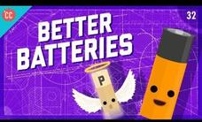 Why It's so Hard to Make Better Batteries: Crash Course Engineering #32 Video