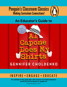An Educator's Guide to Al Capone Does My Shirts Unit