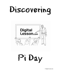 Discovering Pi Day Lesson Plan