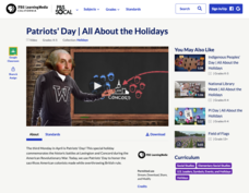 Patriots' Day | All About the Holidays Video