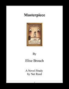 Masterpiece: Novel Study Study Guide