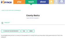 County Basics Interactive
