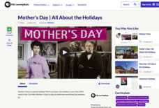 Mother's Day | All About the Holidays Video