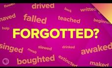 How Some Words Get Forgetted Video