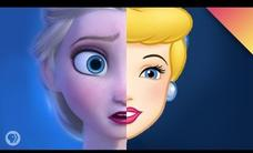 Why Do Disney Princesses All Look like Babies? Video