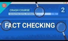 The Facts about Fact Checking: Crash Course Navigating Digital Information #2 Video