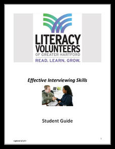 Effective Interviewing Skills Activities & Project