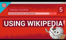 Using Wikipedia: Crash Course Navigating Digital Information #5 Video