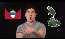 Geography Now! Antigua and Barbuda Video