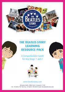 The Beatles Story: Learning Resource Packet Activities & Project