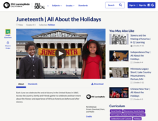 Juneteenth | All About the Holidays Video