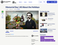 Memorial Day | All About the Holidays Video