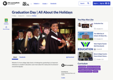 Graduation Day | All About the Holidays Video