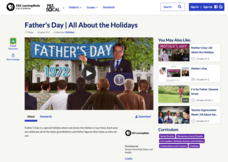 Father's Day | All About the Holidays Video