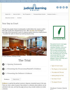 Your Day in Court Interactive