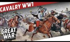 Cavalry in WW1 - Between Tradition and Machine Gun Fire Video