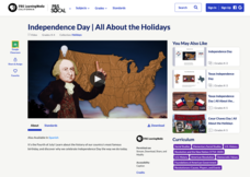 Independence Day | All About the Holidays Video