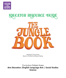The Jungle Book: Educator Resource Guide Activities & Project