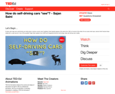 "How Do Self-Driving Cars ""See""? Video"