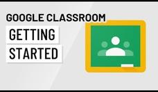 Google Classroom: Getting Started Video