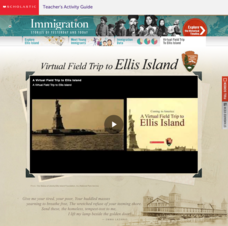 Virtual Field Trip to Ellis Island Video