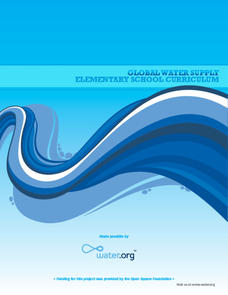 Global Water Supply Elementary School Curriculum Unit