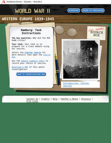 WWII: Western Europe 1939-45 – Hamburg Interactive