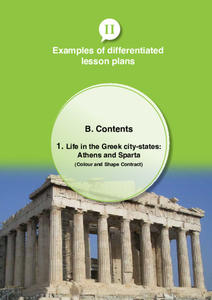Life in the Greek City-States: Athens and Sparta Lesson Plan