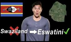 Geography Now! Eswatini Video