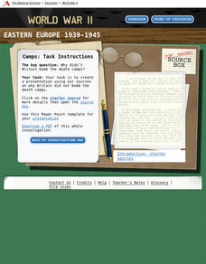 Eastern Europe 1939-45 — Camps Interactive