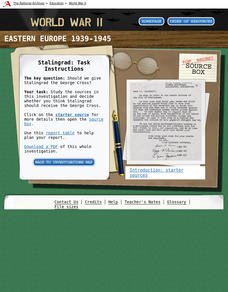 Eastern Europe 1939-45 — Stalingrad Interactive