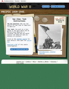 WWII: The Pacific 1939-45 – Iwo Jima Interactive