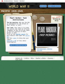 WWII: The Pacific 1939-45 – Pearl Harbor Interactive