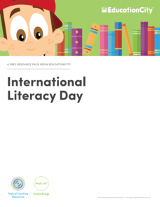 International Literacy Day Lesson Plan